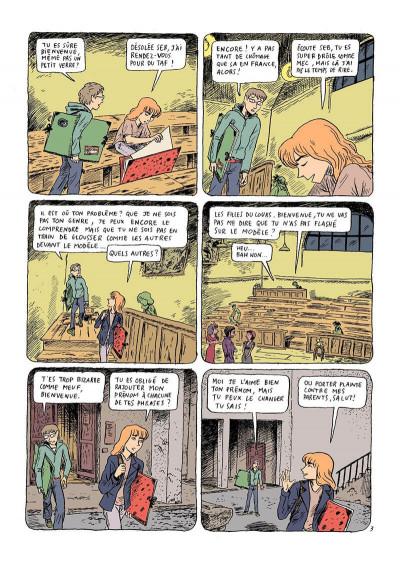 Page 5 Bienvenue tome 1