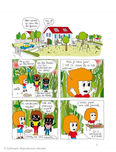 Page 1 Patti tome 1 - patti et les fourmis