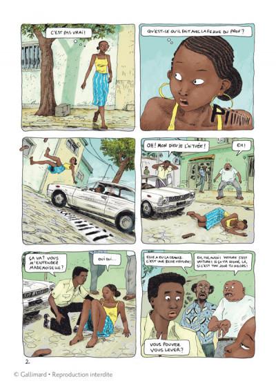Page 2 Aya de yopougon tome 5