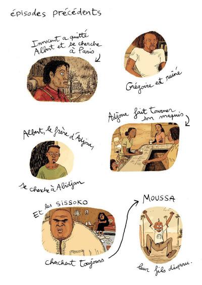 Page 4 Aya de yopougon tome 5