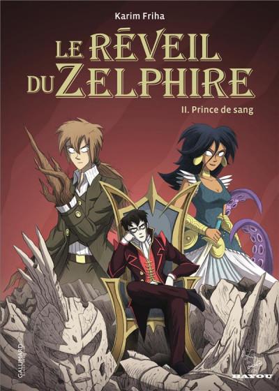 image de Le réveil du zelphire tome 2 - Prince de sang