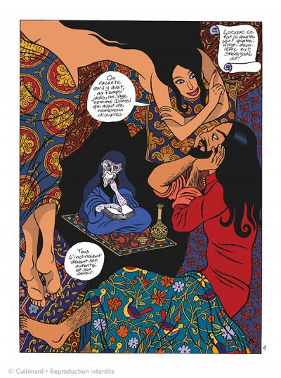 Page 1 Hâsib et la reine des serpents tome 1