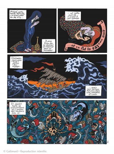 Page 2 Hâsib et la reine des serpents tome 1