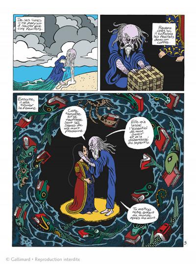 Page 3 Hâsib et la reine des serpents tome 1