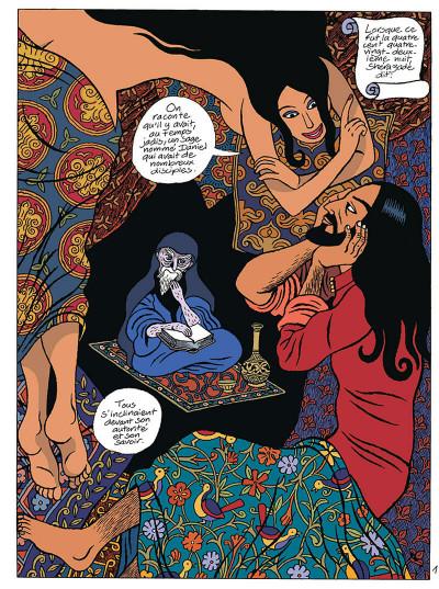 Page 4 Hâsib et la reine des serpents tome 1