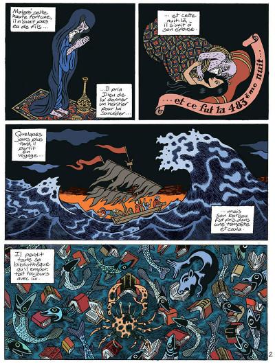 Page 5 Hâsib et la reine des serpents tome 1