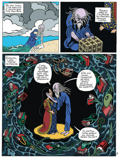 Page 6 Hâsib et la reine des serpents tome 1