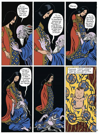 Page 7 Hâsib et la reine des serpents tome 1