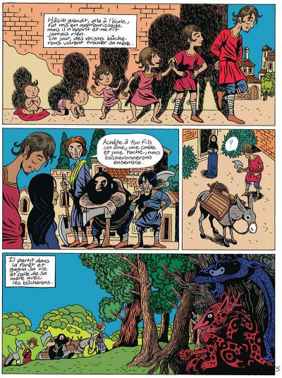 Page 8 Hâsib et la reine des serpents tome 1