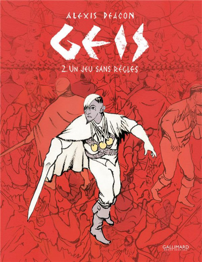 Couverture Geis tome 2