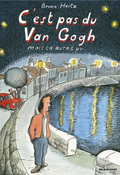 image de C'est pas du Van Gogh mais ça aurait pu...