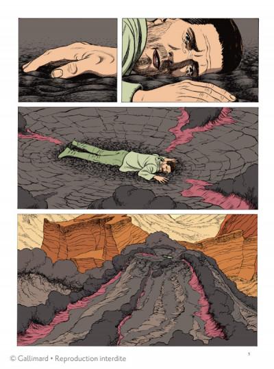 Page 1 Aâma tome 1 - l'odeur de la poussière chaude