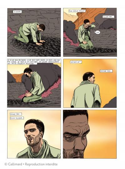 Page 2 Aâma tome 1 - l'odeur de la poussière chaude