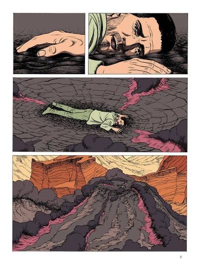 Page 3 Aâma tome 1 - l'odeur de la poussière chaude
