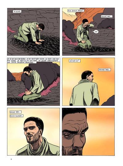 Page 4 Aâma tome 1 - l'odeur de la poussière chaude