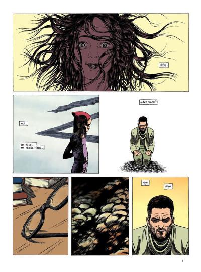 Page 5 Aâma tome 1 - l'odeur de la poussière chaude