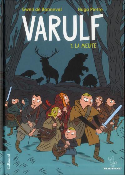 image de Varulf tome 1 - la meute