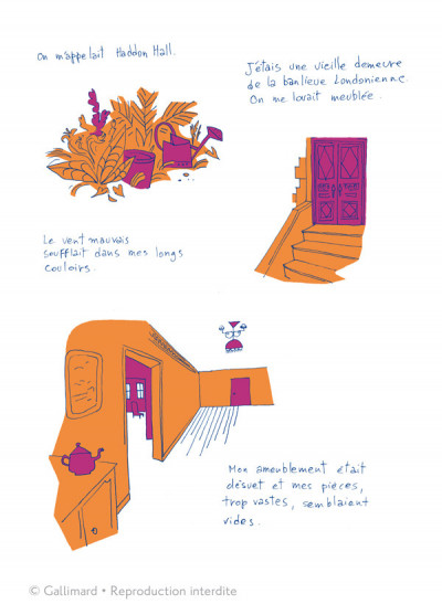 Page 2 Haddon hall, quand David inventa Bowie