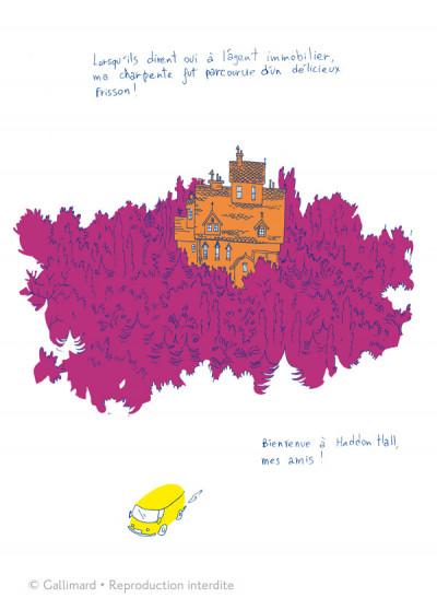 Page 4 Haddon hall, quand David inventa Bowie