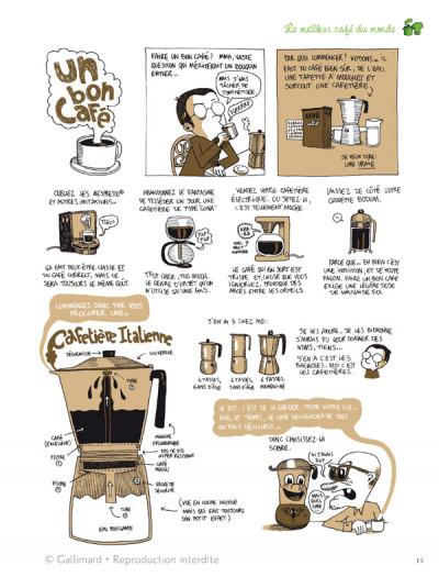 Page 3 À boire et à manger tome 1