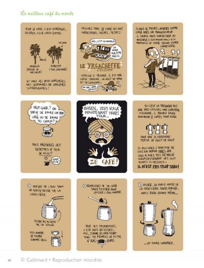 Page 4 À boire et à manger tome 1