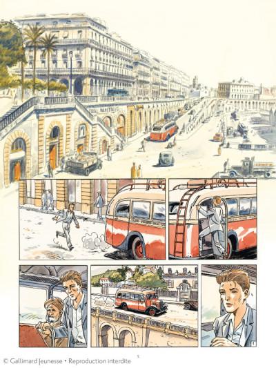 Page 1 l'étranger