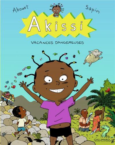image de Akissi tome 3 - Vacances dangereuses