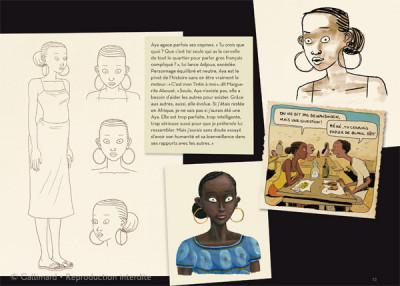 Page 6 Aya de Yopougon ambiance le cinéma !