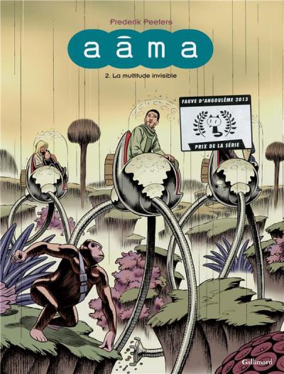 image de Aâma tome 2 - la multitude invisible