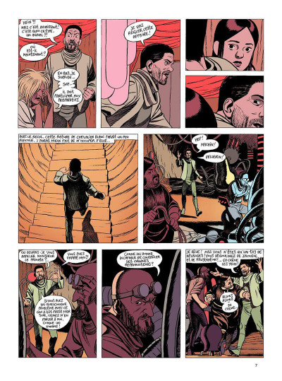 Page 5 Aâma tome 2 - la multitude invisible