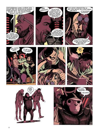 Page 6 Aâma tome 2 - la multitude invisible