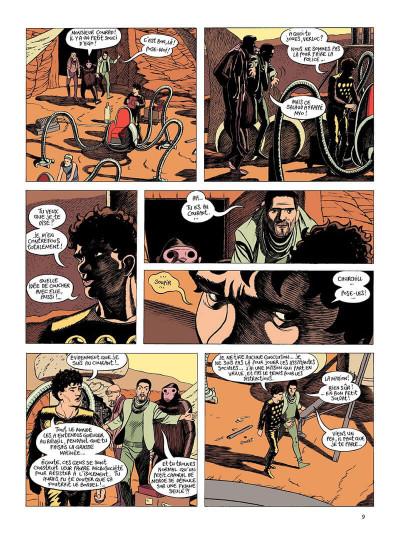 Page 7 Aâma tome 2 - la multitude invisible