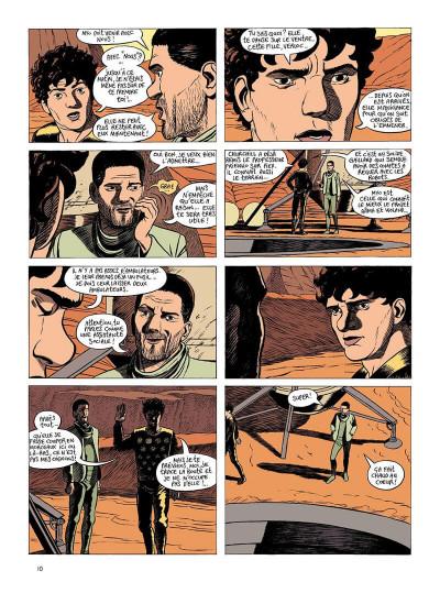 Page 8 Aâma tome 2 - la multitude invisible
