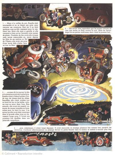 Page 3 Les aventures de Rosalie