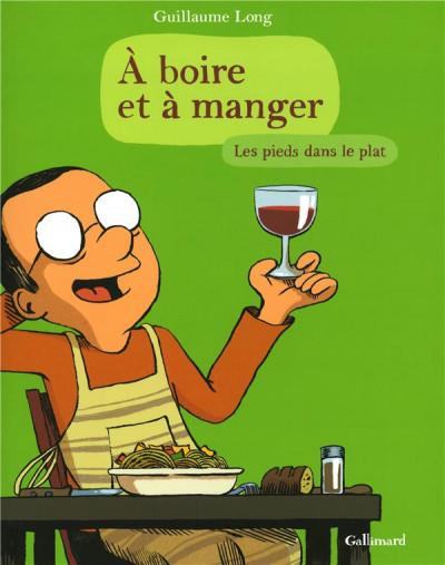 Couverture Boire et à manger tome 2