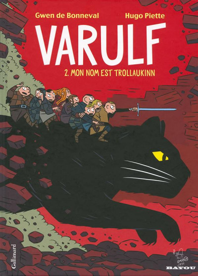 image de Varulf Tome 2 - Mon nom est Trollaukinn
