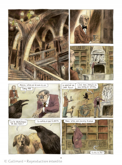 Page 2 Les royaumes du nord tome 1