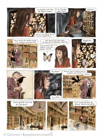 Page 3 Les royaumes du nord tome 1