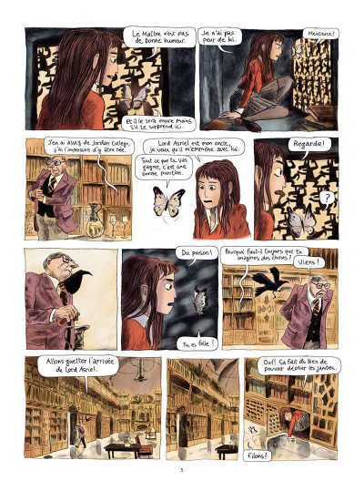 Page 6 Les royaumes du nord tome 1