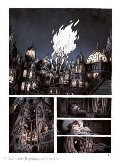 Page 1 La Flamme et l'orage tome 1