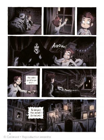 Page 2 La Flamme et l'orage tome 1