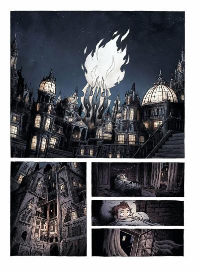 Page 4 La Flamme et l'orage tome 1
