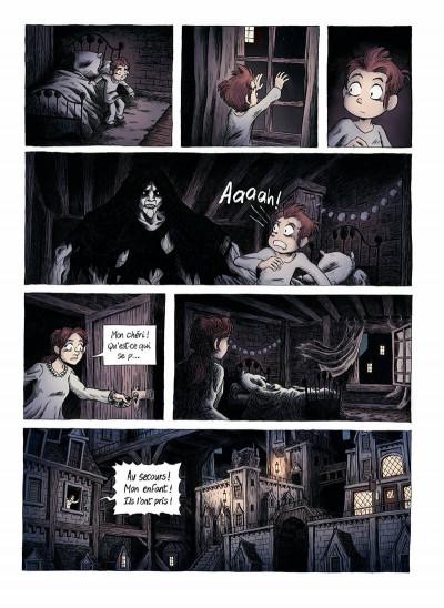 Page 5 La Flamme et l'orage tome 1