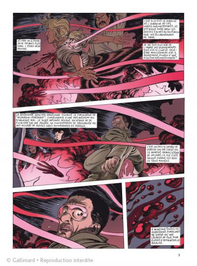 Page 1 Aâma tome 3 - le désert des miroirs