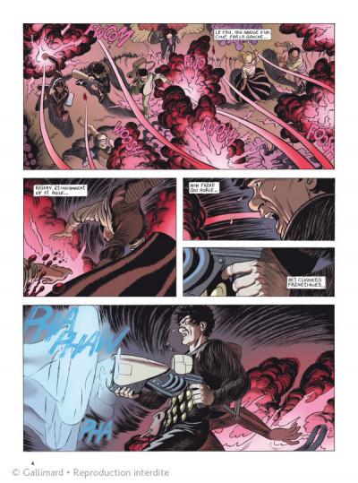 Page 2 Aâma tome 3 - le désert des miroirs