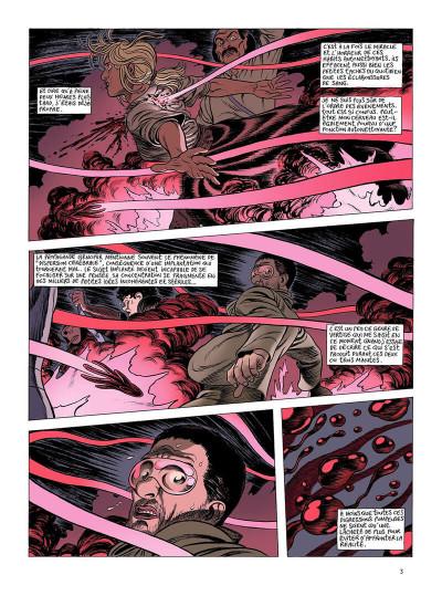 Page 3 Aâma tome 3 - le désert des miroirs