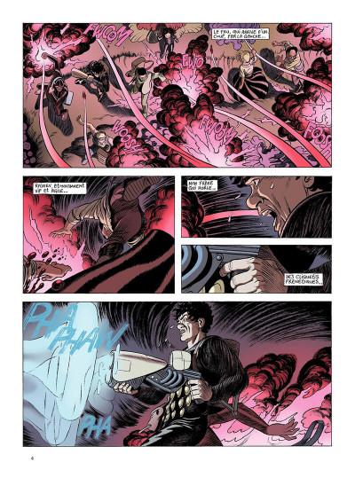 Page 4 Aâma tome 3 - le désert des miroirs
