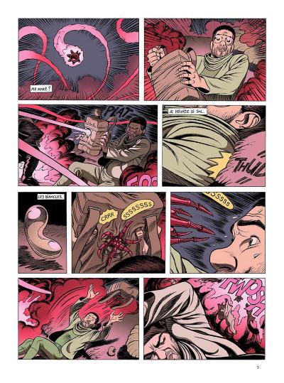 Page 5 Aâma tome 3 - le désert des miroirs