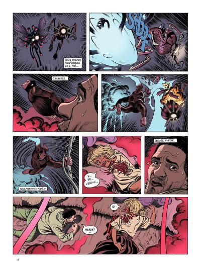 Page 6 Aâma tome 3 - le désert des miroirs
