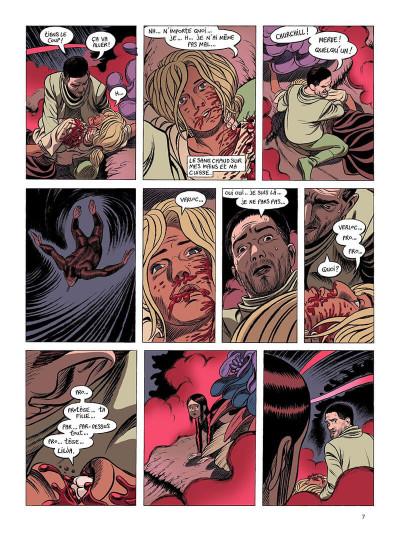 Page 7 Aâma tome 3 - le désert des miroirs